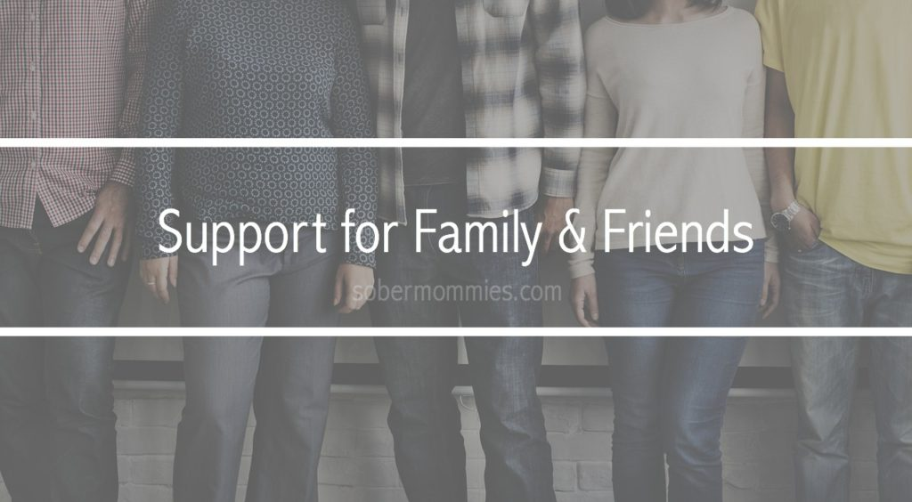 Resources for Family & Friends