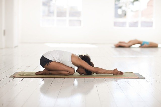 Sober Mommies - I Found Myself on a Yoga Mat