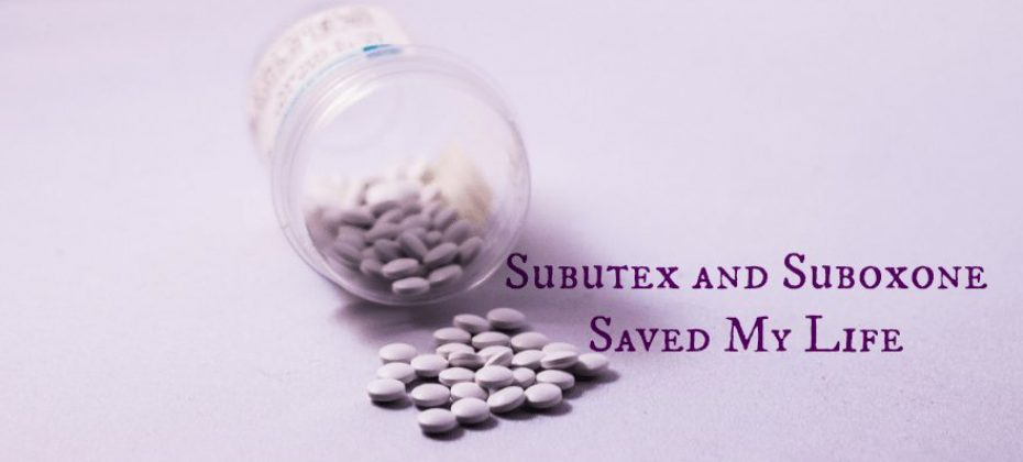 Sober Mommies Subutex and Suboxone Saved My Life Featured